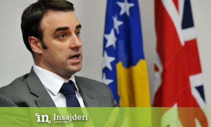 """""""Kosova i ka punët mirë kur luan Edon Zhegrova"""" – ambasadori britanik fans i yllit të Kosovës"""