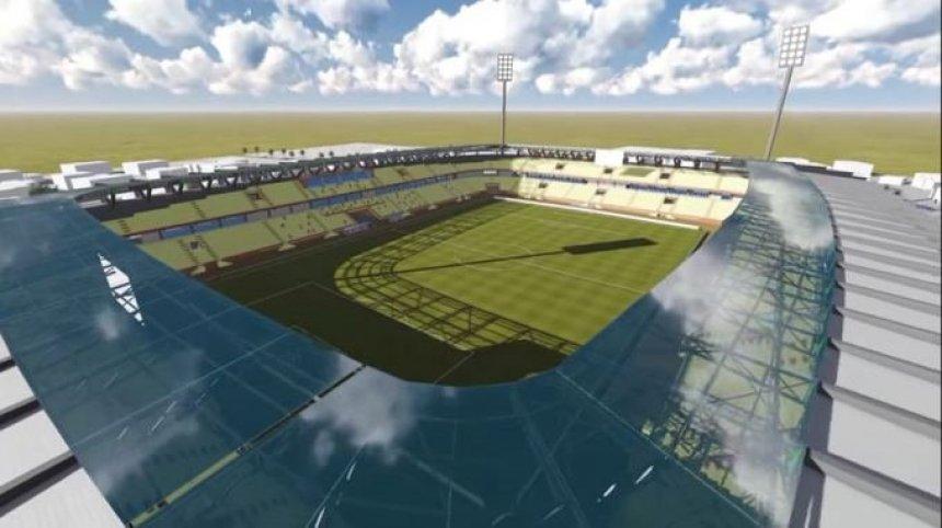 Stadiumi Kombëtar i Kosovës do të jetë më i bukuri në Ballkan