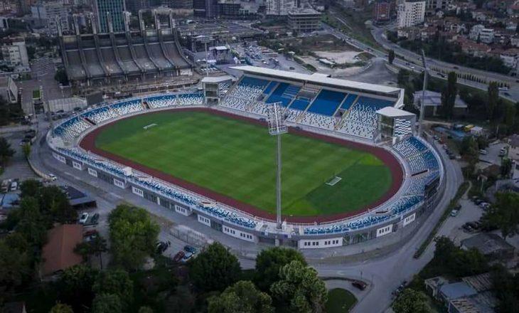 """Ja si mund të duket stadiumi """"Fadil Vokrri"""" pas rinovimit (VIDEO)"""