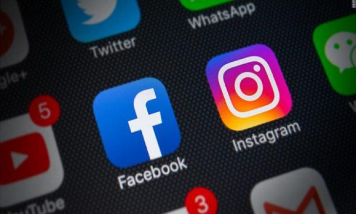 Rënia e rrjetve sociale, përdoruesit njoftuan Policinë