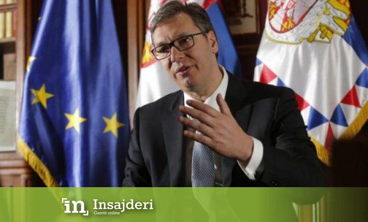 Vuçiq: Në Paris do të na bëjnë presion për ta njohur Kosovën