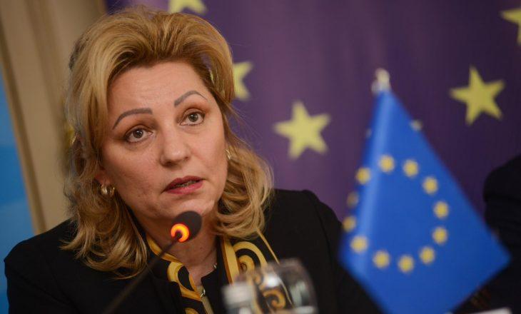 Apostolova: Për katër vjet, Kosova pati shumë kriza – Tensioni gjithmonë erdhi nga partitë politike