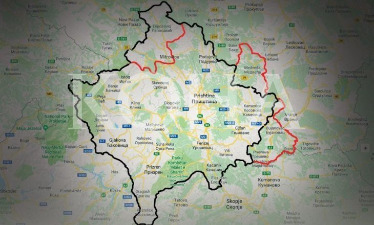 Mali i Zi hap kufijtë edhe për Kosovën