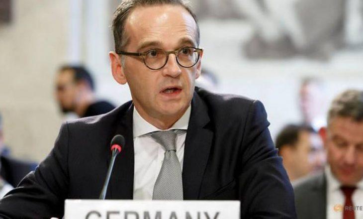 Shefi i diplomacisë gjermane: Kosova është kusht për hyrjen e Serbisë në BE