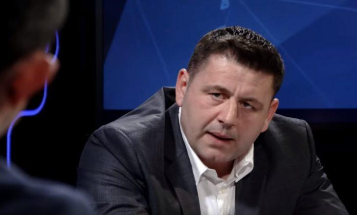 """Bekë Berisha nuk e pranon bakllavën për ditëlindje, dikush mendon t'i dhurojë një """"bombë"""""""