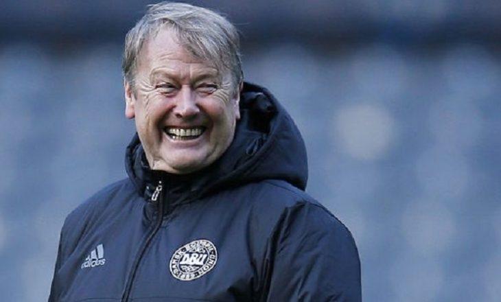 Trajneri i Danimarkës e quan 'stërvitje' ndeshjen me Kosovën
