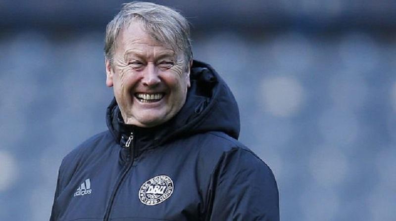 Trajneri i Danimarkës e quan  stërvitje  ndeshjen me Kosovën