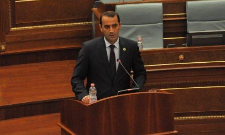 Daut Haradinaj kërkon të votohen amandamentet që ndërlidhen me Komunën e Skenderajt