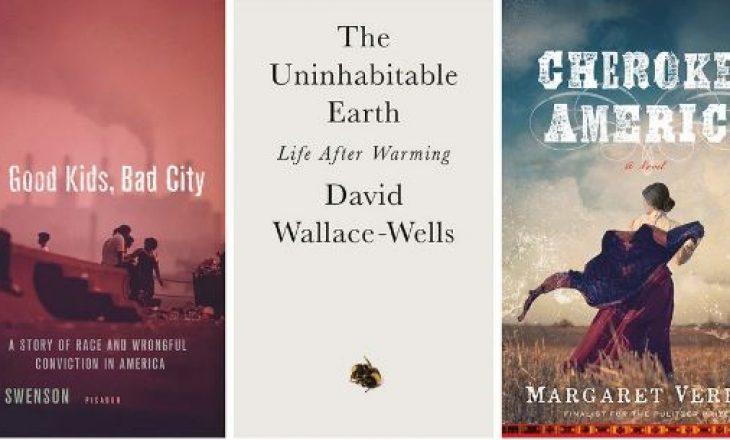Librat që New York Times rekomandon për këtë javë