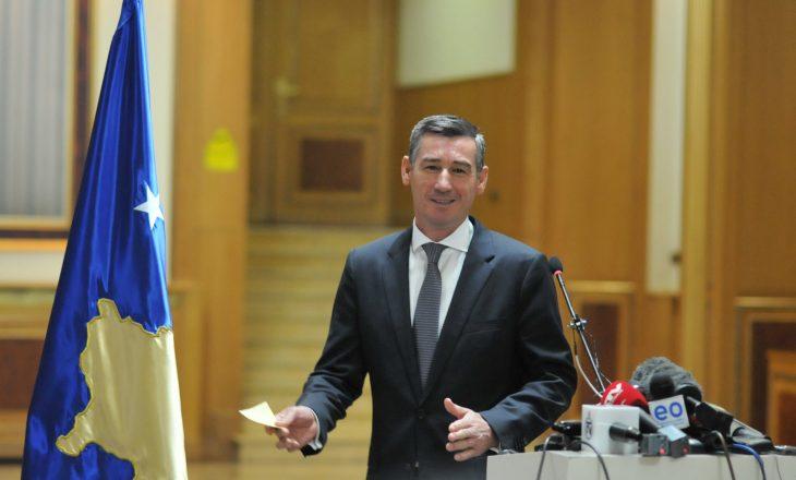 Veseli përkujton dëshmorin Shkelzen Haradinaj