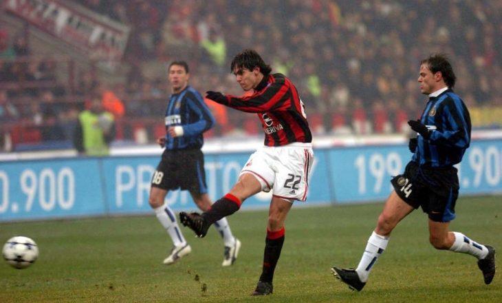 """Kaka tregon golashënuesit dhe fituesin e derbit """"della Madonnina"""""""