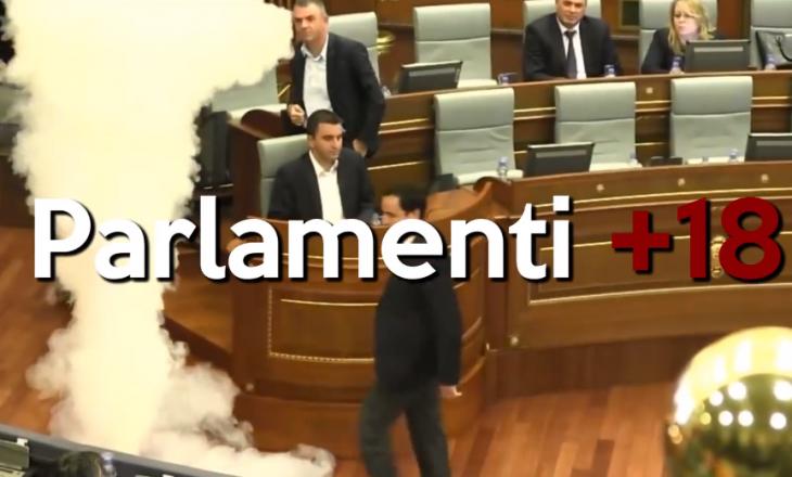 Një Parlament për faqe të zezë