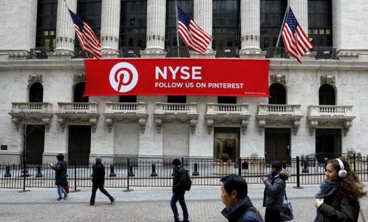 Pinterest synon të bëhet kompani publike