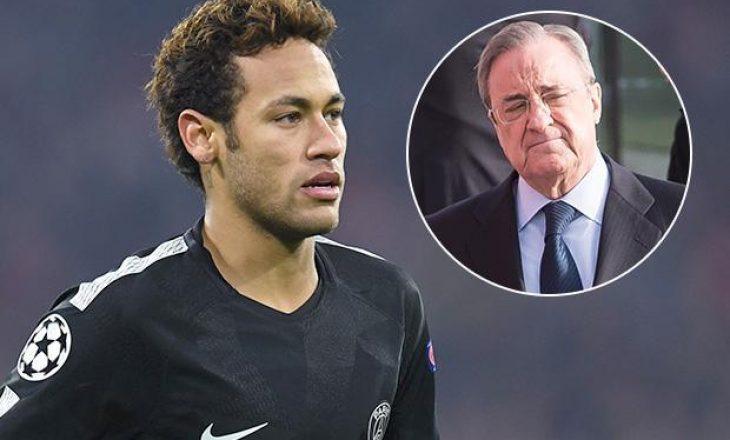 Neymar: Çdo lojtar dëshiron të luajë për Real Madridin