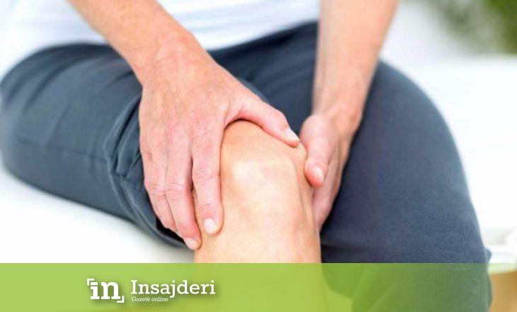 Dhimbjet në gjunjë, shëroni me këto ilaçe natyrale