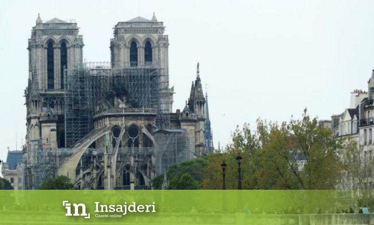 Ja si do të rindërtohet katedralja Notre Dame