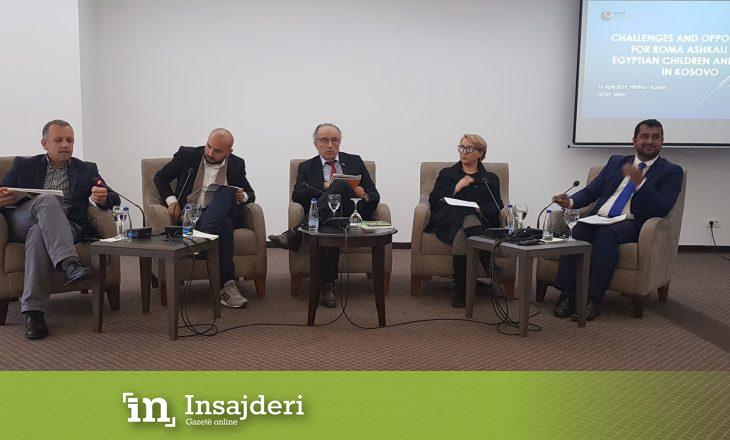 Makolli: Komunitetet RAE në Kosovë gëzojnë të drejta të barabarta, njëlloj si gjithë qytetarët e tjerë