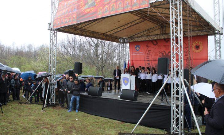 Gjilani sot ka shënuar 20 vjetori e Betejës së Zhegovcit