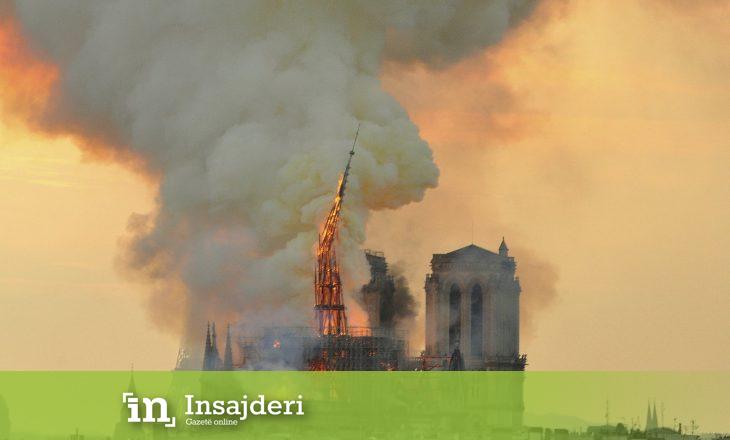 Ekspertët tregojnë se sa vite nevojiten për t'u rindërtuar katedralja Notre Dame