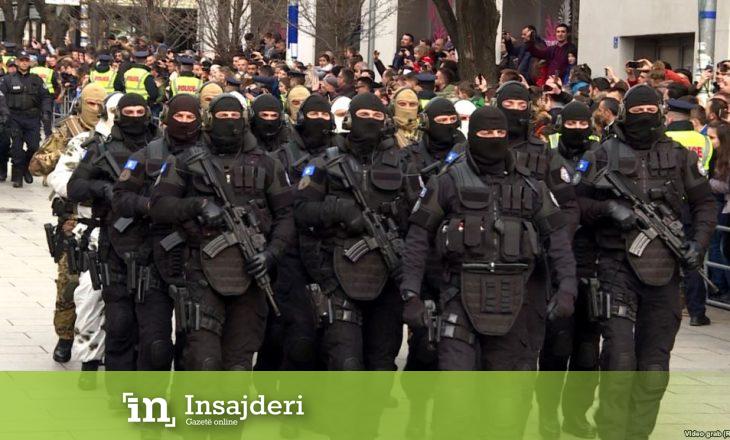 Policia e Kosovës thotë se ka shkatërruar 6 grupe kriminale për 7 muaj