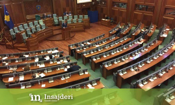 Nga 120 deputetë, vetëm 19 prezent në diskutimin për projektligjin e punës