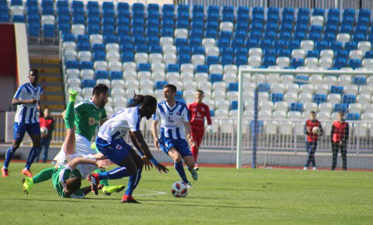 Ky klub i IPKO Superligës së Kosovës ka pësuar 83 gola