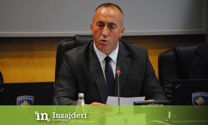 Haradinaj emëron edhe një koordinator