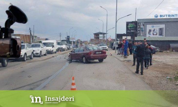 Policia jep detaje për aksidentin në Vushtrri