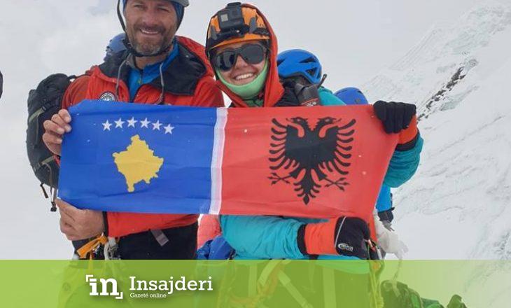 Alpinistët shqiptar, drejt majës më të lartë në botë