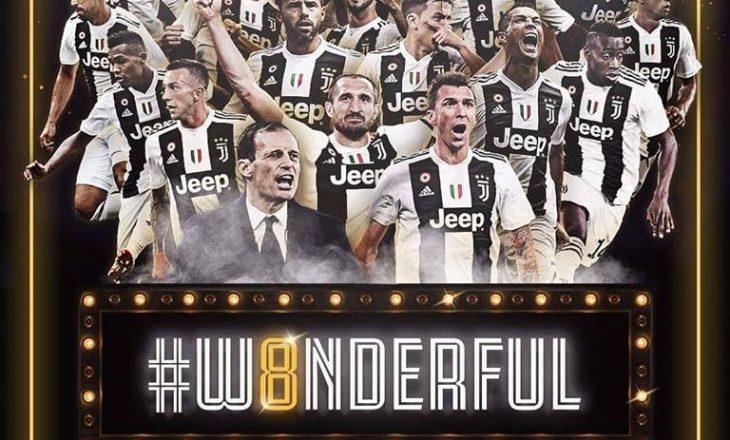 Edhe matematikisht Juventusi është kampion në Serie A