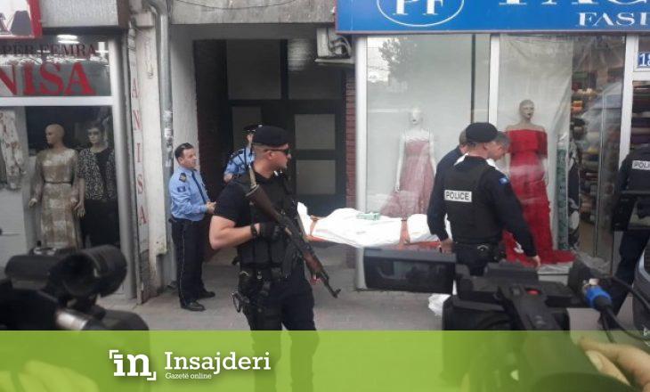 Varroset personi që vrau gruan dhe renë në Prishtinë