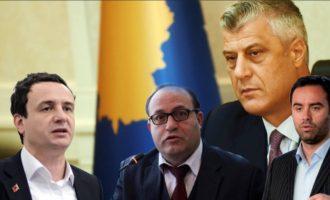"""Dëshmia e Hashim Thaçit në gjykatë: """"I kam dëgju Albinin e Glaukun ka thonë këta duhet me i vra"""""""