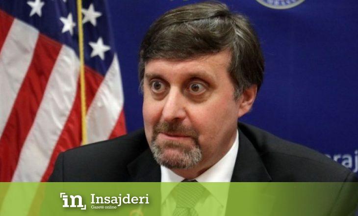Palmer mbledh shqiptarët e serbët në Ambasadën e SHBA-së në Prishtinë