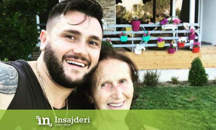 Gjyshja e Besit feston ditëlindjen, ai i bën surprizë në mes të natës
