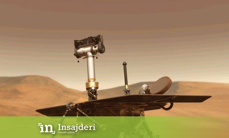 NASA regjistron një zhurmë nga brendia e planetit Mars