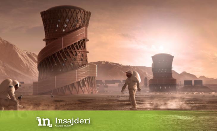 NASA publikon tre modelet kryesore për një shtëpi në Mars
