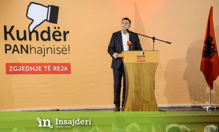 Zyrtare: Agim Bahtiri, kandidat i Vetëvendosje për kryeministër