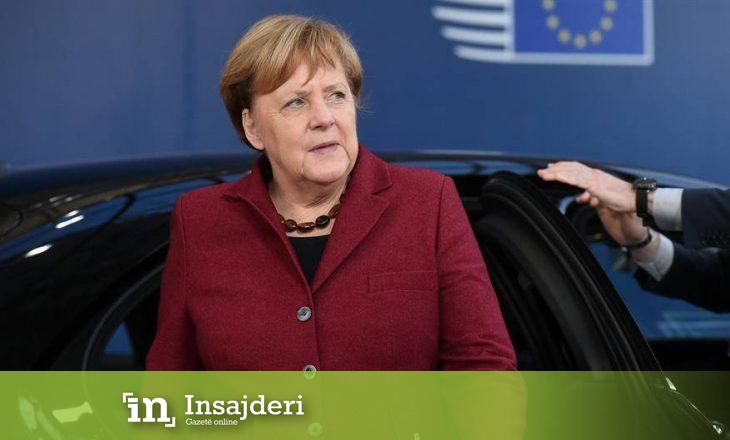 Merkel: Konflikti izraelito-palestinez duhet të zgjidhet sipas modelit të dy shteteve