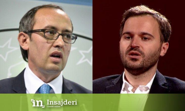 Krasniqi i kundërpërgjigjet Hoti: Bashkohuni me PSD-në për një strategji për rrëzim të Qeverisë