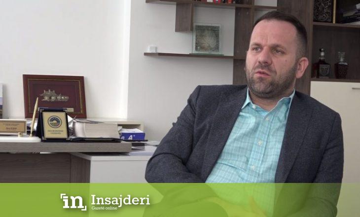 Letra e Berat Rukiqit për Albin Kurtin ofron shumë fakte për pengesat e Serbisë në produktet e Kosovës