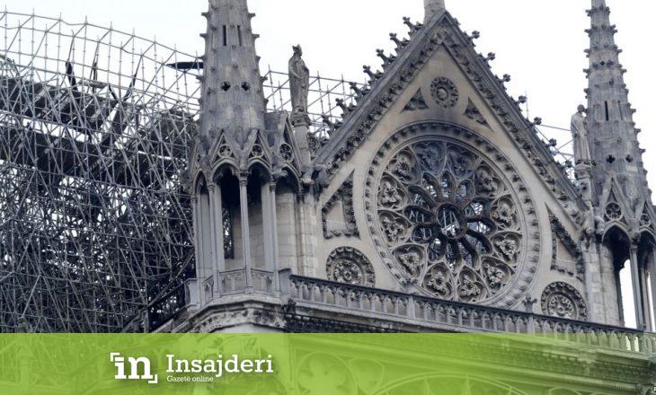 Janë mbledhur një miliard dollarë për rindërtimin e Notre Dame