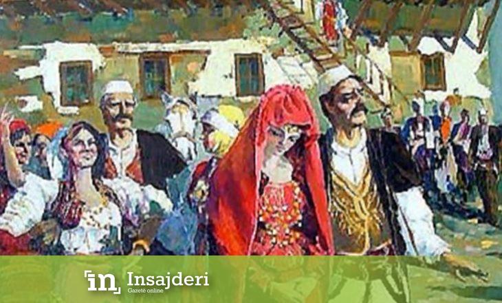 Pse shqiptarët e krahasojnë dhëndrin me qiparisin?