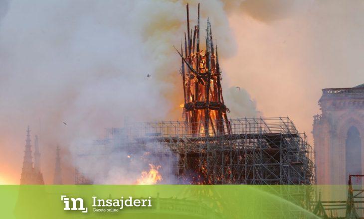 Franca bën thirrje globale për dizajnimin e kullës së re të Notre Dame