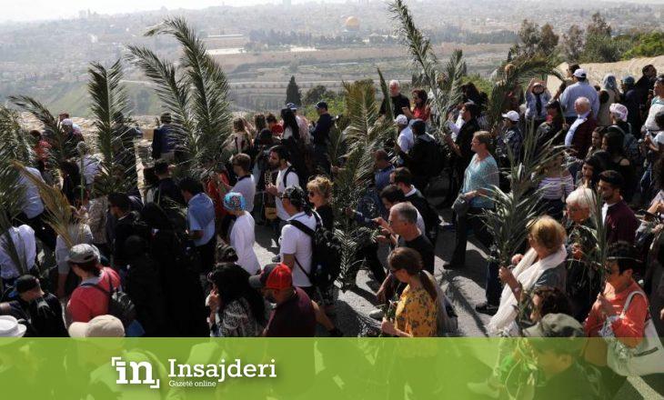 Mijëra krishterë në festën e Lules në Jerusalem