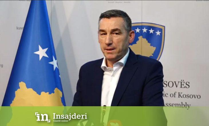 Veseli: Të bëhemi bashkë pozitë-opozitë për çështjen me Serbinë
