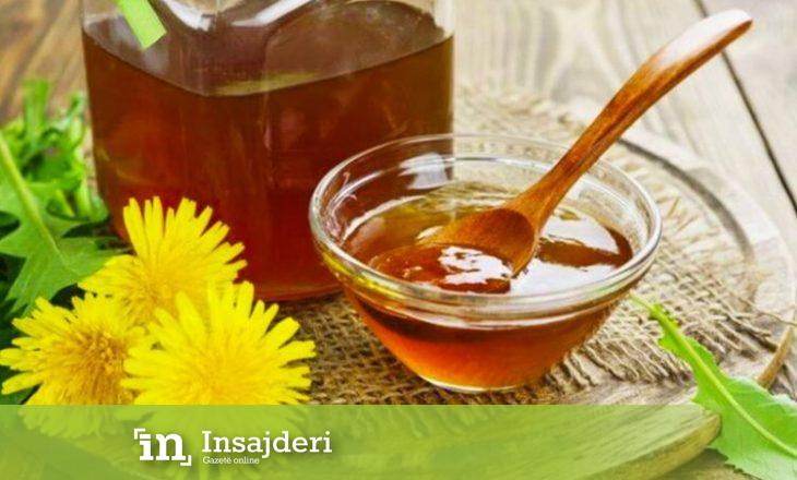 Mjaltë-shurup me lulerradhiqe për imunitet të fortë