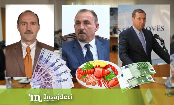 Mbi 137 mijë euro paga e mijëra euro për dreka e darka – Shpenzimet e Ministrisë së Punëve të Brendshme