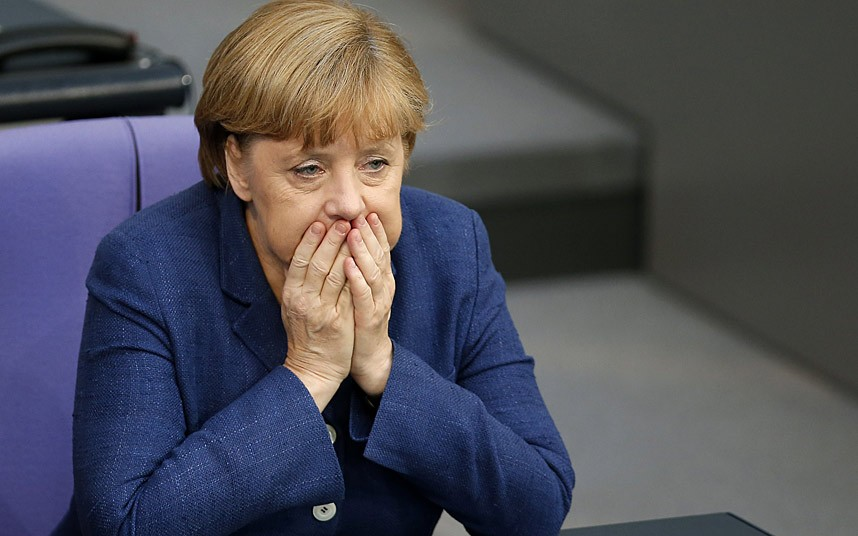 Angela Merkel shfaqet me bikini   vështirë se e keni imagjinuar
