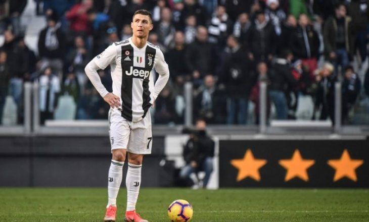 Ronaldo shokon Juventusin, do të largohet para kohe