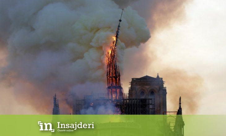 Çfarë ndodhi me Katedralen e Notre Dame?